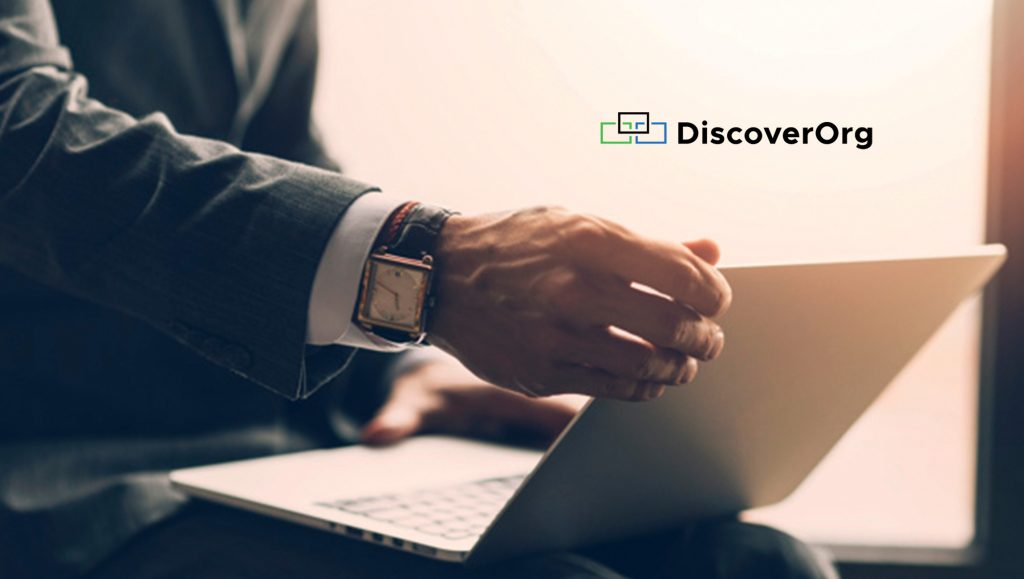 DiscoverOrg and ZoomInfo Launch Data Enrichment Product to Power Better Business Decisions