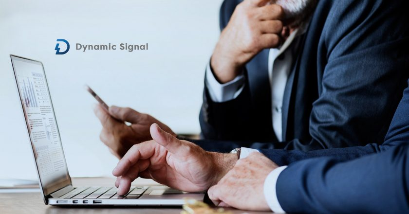 Dynamic Signal Announces Microsoft SharePoint Integration
