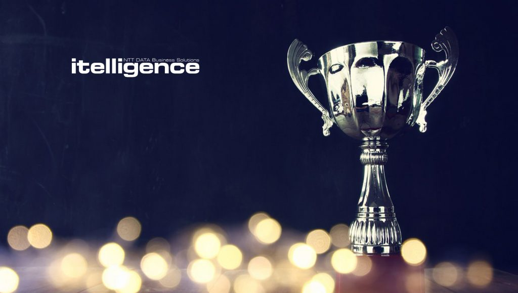 itelligence Receives 2019 SAP Pinnacle Award: SAP Global Platinum Reseller of the Year