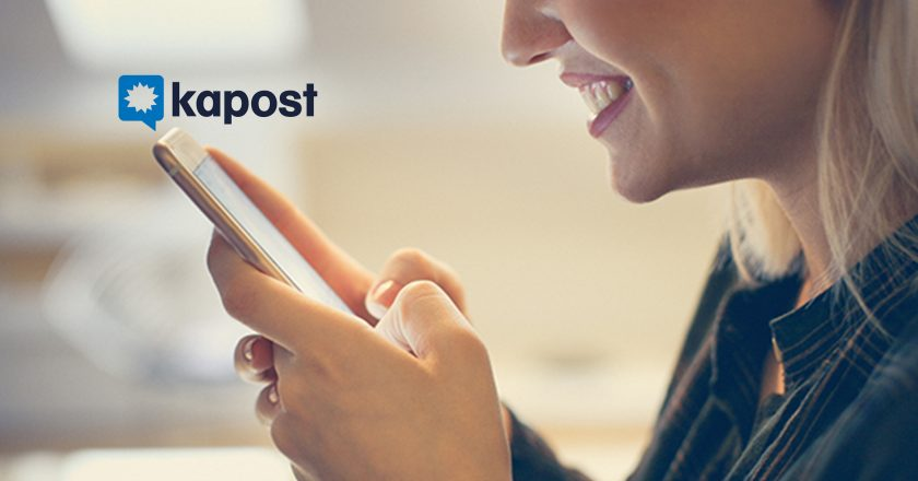 Kapost Unveils MessageAI at SiriusDecisions Summit 2019