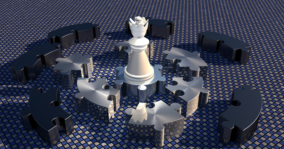 How Product and Marketing Teams Build Go-to-Market Roadmaps Together/ image of Chess for Marketing and Sales teams