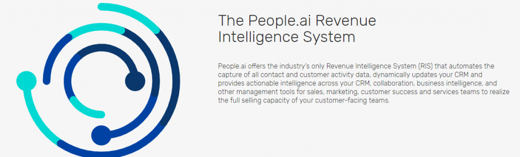 People.ai's Revenue Intelligence System