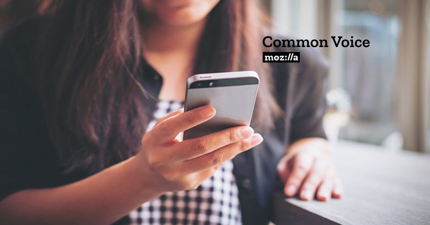Mozilla's Voice Data Crowdsourcing Project Common Voice Launches in Simplified Chinese Mandarin