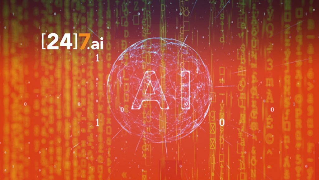 [24]7.ai Named A Leader in Conversational AI for Customer Service 2019 by Independent Research Firm