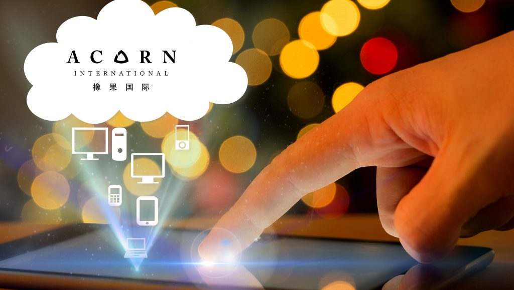 Acorn International Establishes Acorn Digital Services
