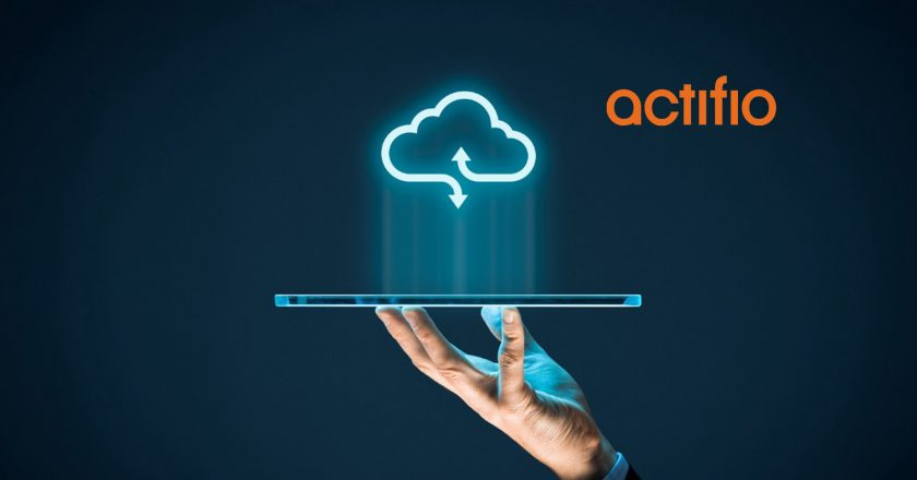 Actifio Welcomes Dell EMC, Google Cloud & IBM as Diamond Sponsors of Actifio Data Driven 2019 Conference