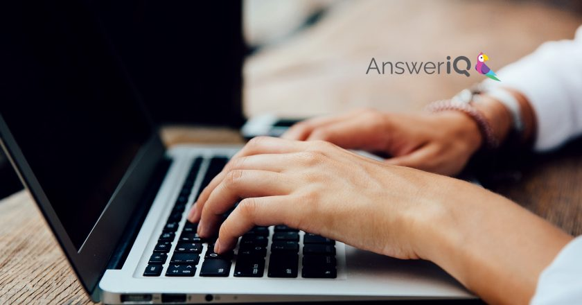 AnsweriQ Unveils New Single-Click Automation for Customer Service Teams