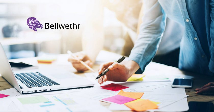 Bellwethr Announces $2.5 Million Seed Funding