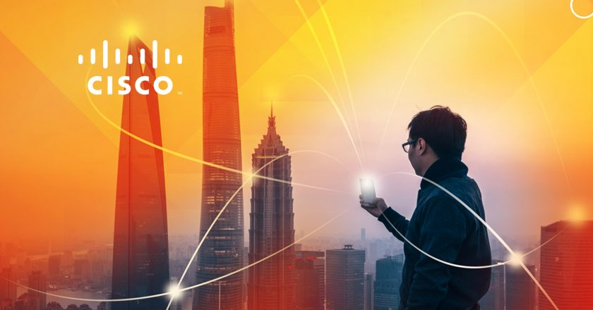 Cisco Unleashes the Capabilities of the New Network