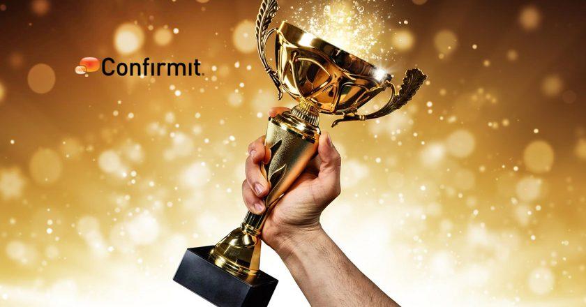 Confirmit Receives Customer Experience Innovation Award