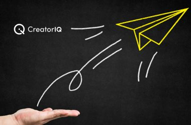 CreatorIQ Announces $12 Million Series B Funding Round By TVC Capital, Affinity Group, And Unilever Ventures For Its Enterprise Creator Cloud