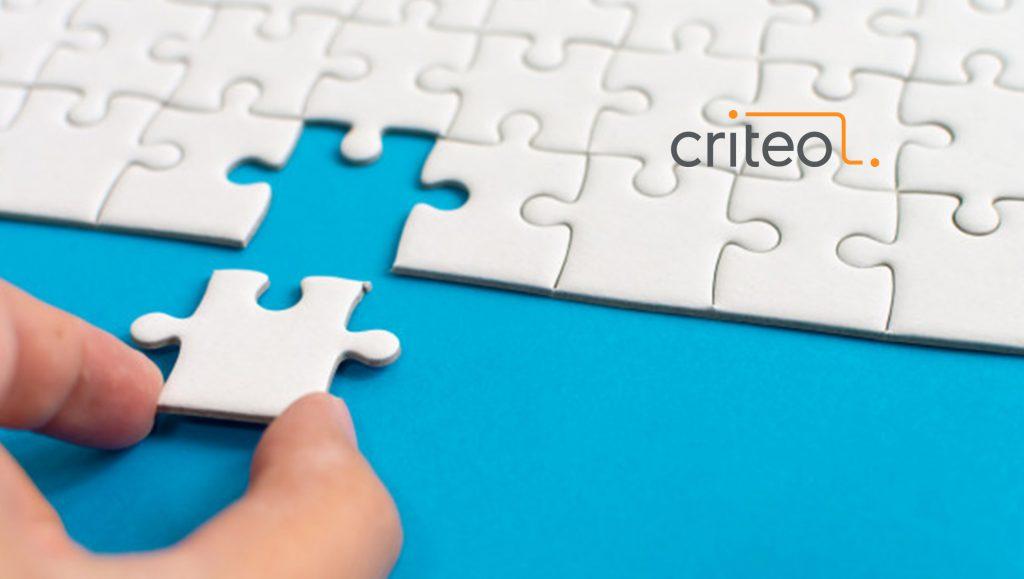Criteo Announces Global Audience Partner Program