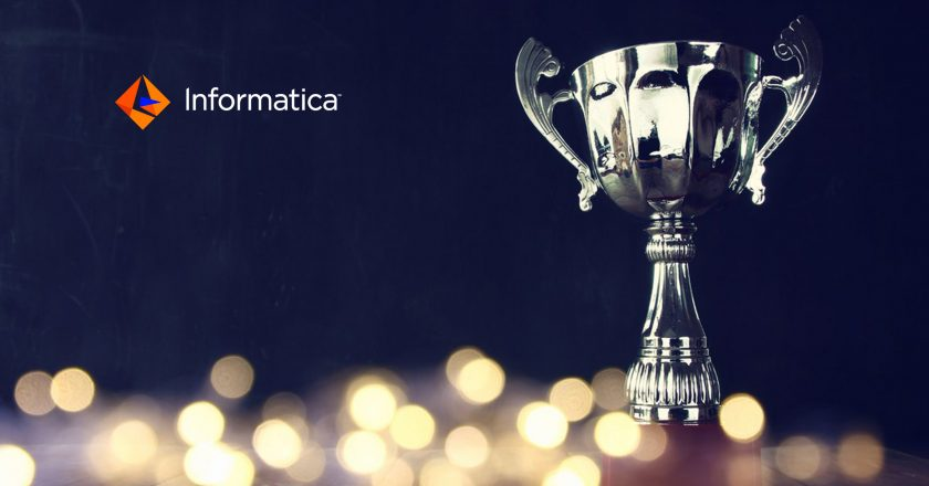 Informatica Honors Industry Innovators at Informatica World 2019