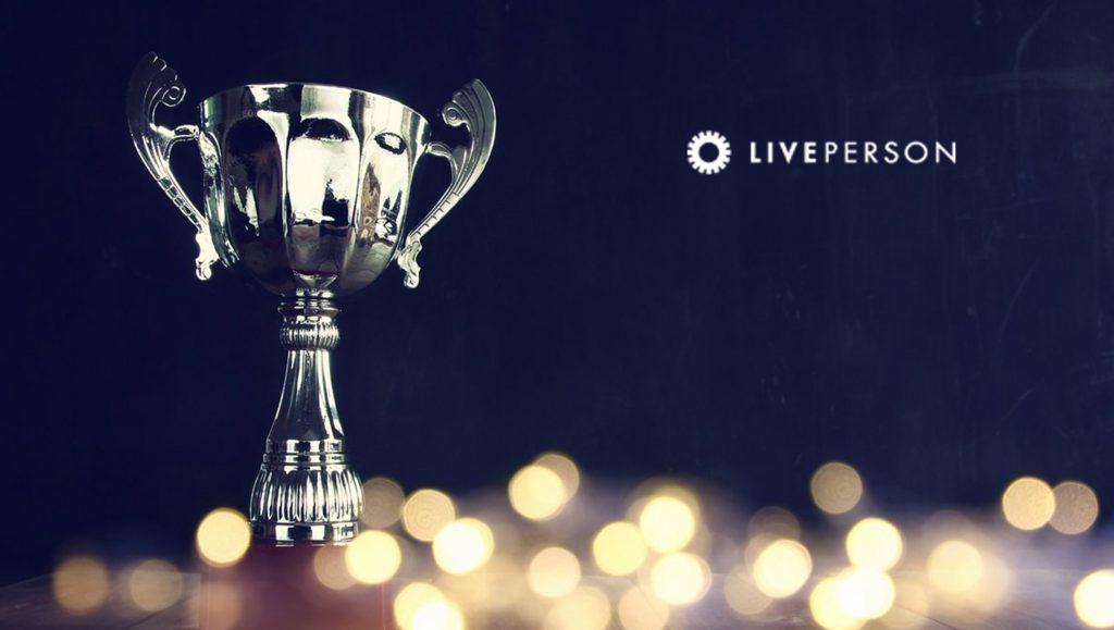 LivePerson Wins 2019 Artificial Intelligence Breakthrough Award