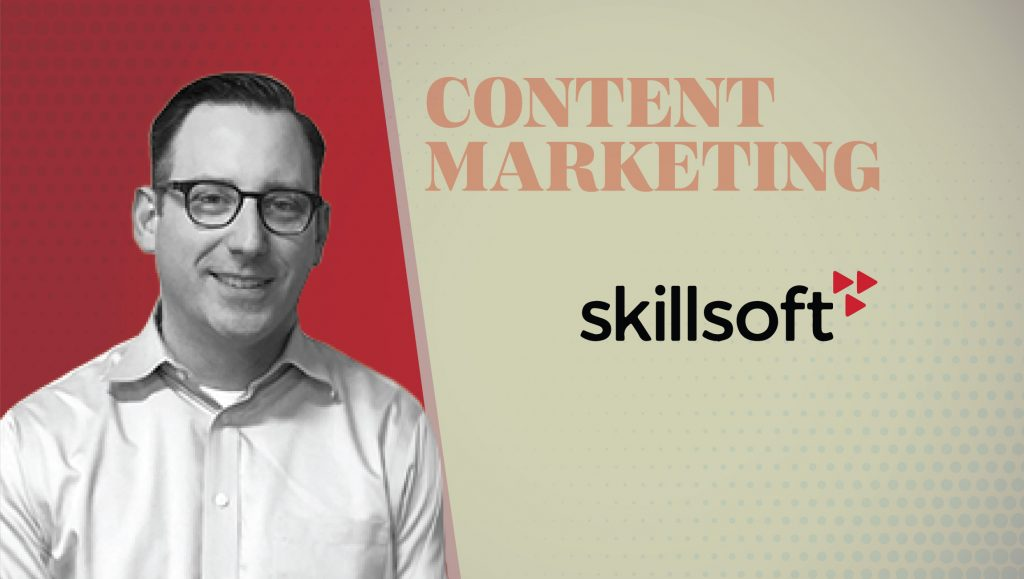 TechBytes with Mark Onisk, Chief Content Officer at Skillsoft