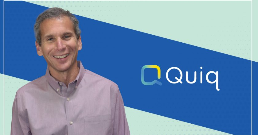 MarTech Interview with Mike Myer, Founder and CEO, Quiq