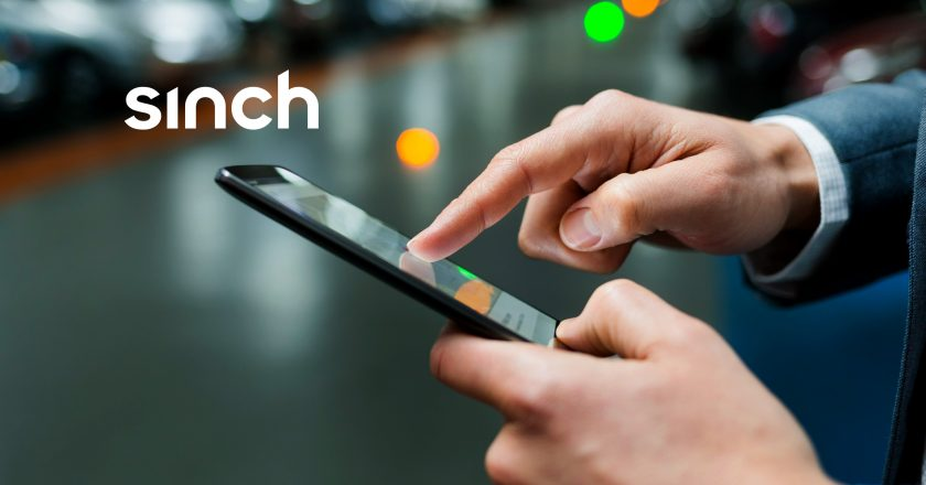 Mobile Marketing and Advertising Tech Company Vehicle Relaunches as Sinch Engage, Setting a New Standard for Personalized, Relevant Customer Engagement