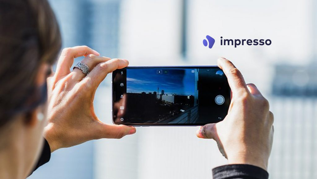 Pixery Launches Social Media Video Maker App Impresso V2.0 on App Store