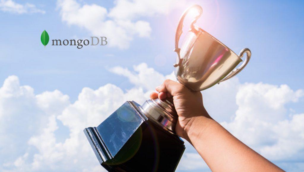 Sixth Annual MongoDB Innovation Award Winners Announced