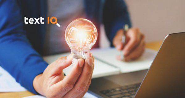 Text IQ Raises $12.6 Million Series A to Advance AI Platform for Identifying Sensitive Information