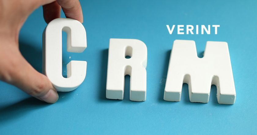 Verint Only Vendor Recognized by Gartner in the 2019 Magic Quadrant for the CRM Customer Engagement Center and the Magic Quadrant for Workforce Engagement Management