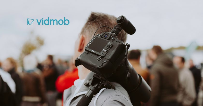 VidMob Closes $25 Million In Series B Financing To Fuel Global Expansion Of Creative Technology Platform, Agile Creative Studio