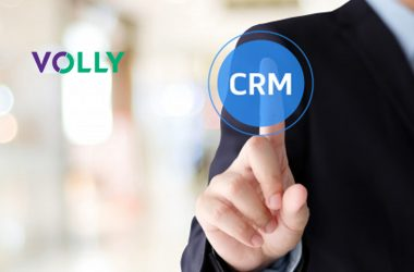 Volly Launches Point-of-Sale Mobile App and Rebrands CRM Mobile App