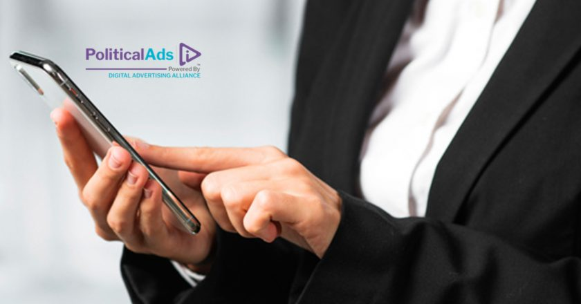 DAA Announces Enforcement Deadline for 'Political Ad' Guidelines and Transparency Icon
