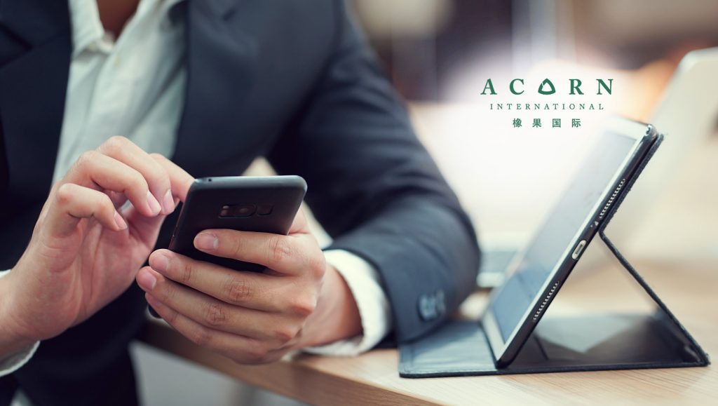 Acorn International's Digital Services Division Adds Chef Works to Growing Roster of Brands