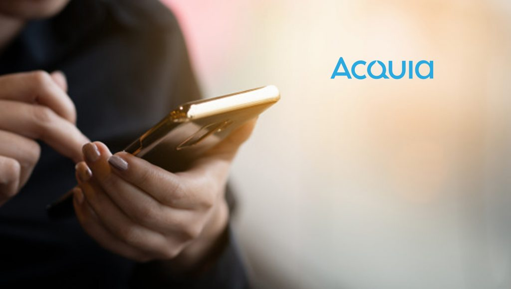 Acquia Unveils Faster, Easier Personalization for Marketers