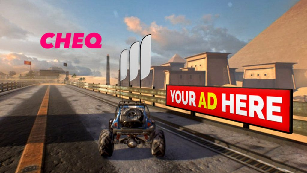 Anzu and CHEQ Launch First Ad-Verification Solution for 3D Video Gaming