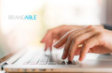Brandable Closes Series B Financing Round