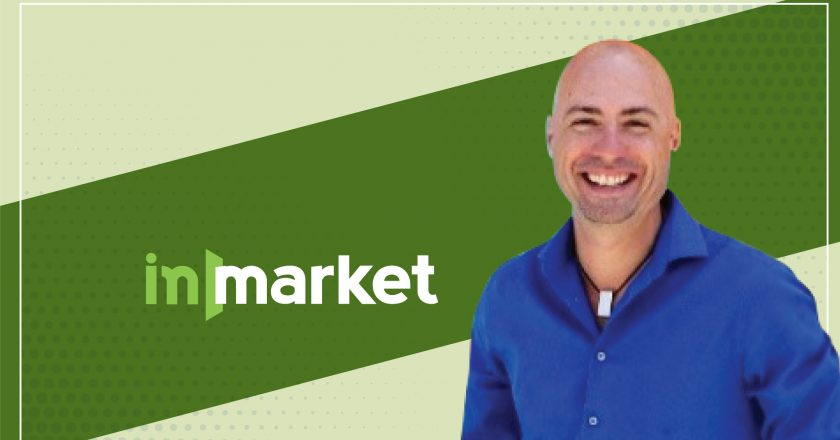 MarTech Interview with Cameron V. Peebles, Chief Marketing Officer, inMarket