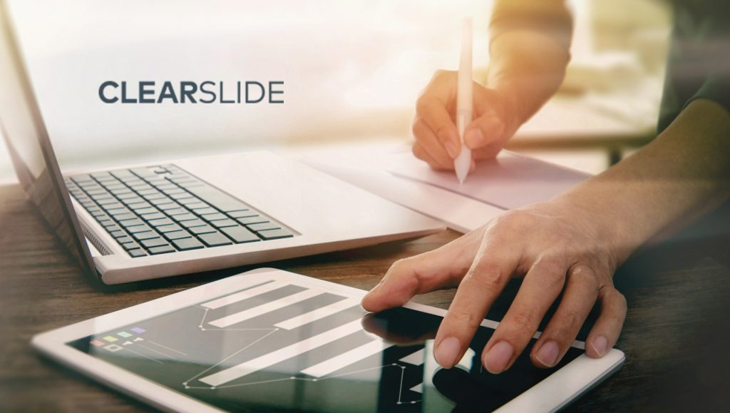 ClearSlide Enables Marketing and Sales Teams with New Insights, Intelligent Search, and Boosted Productivity