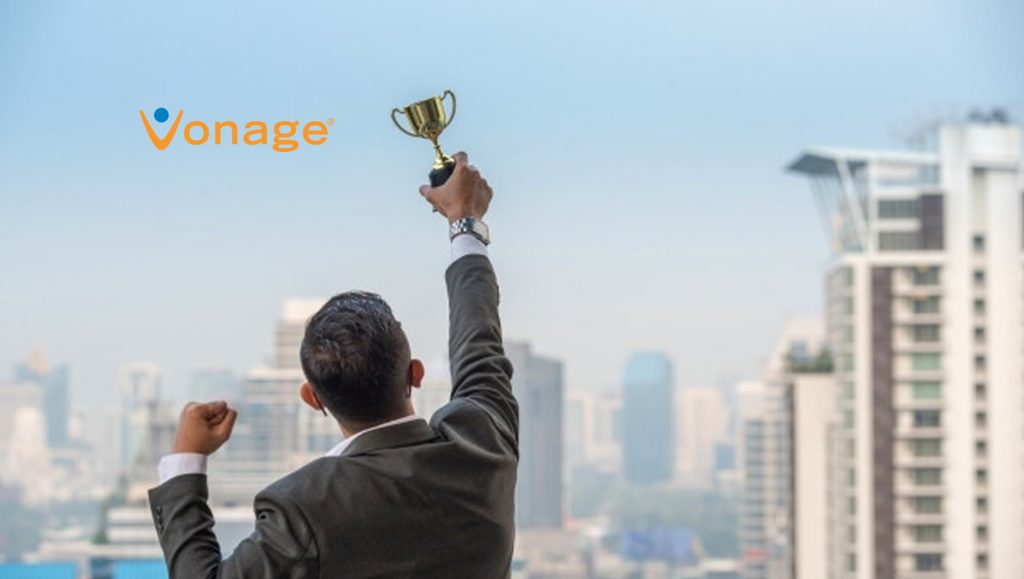 Cloud Computing Magazine Names Vonage a 2019 Product of the Year Award Winner