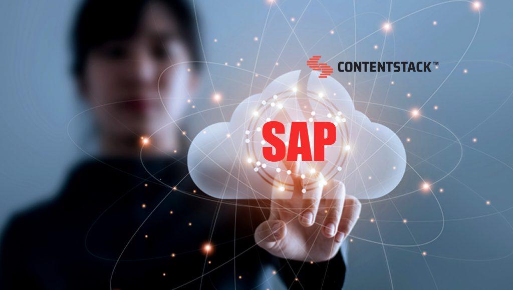 Contentstack Extends Support for SAP Cloud Platform Extension Factory