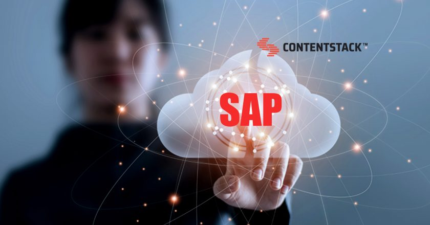Contentstack Extends Support for SAP Cloud Platform Extension Factory