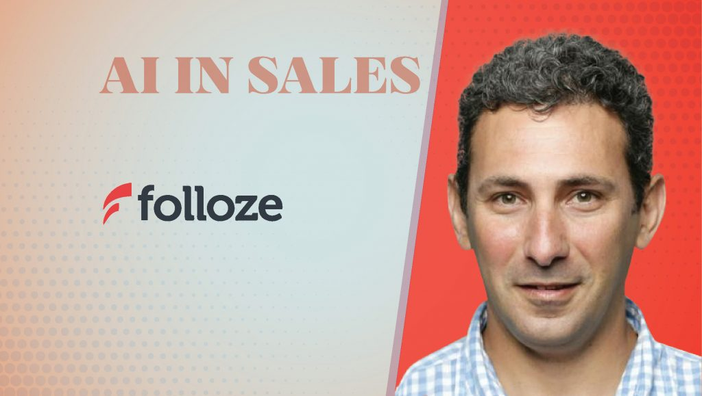 TechBytes with David Brutman, Co-Founder and Chief Product Officer at Folloze