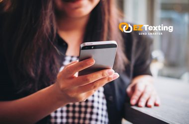 EZ Texting Named as a 2019 Top Rated Marketing Tool by TrustRadius
