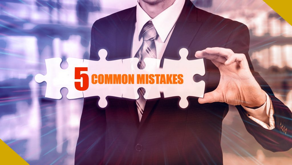 Five Common Personalization Mistakes Marketers Make