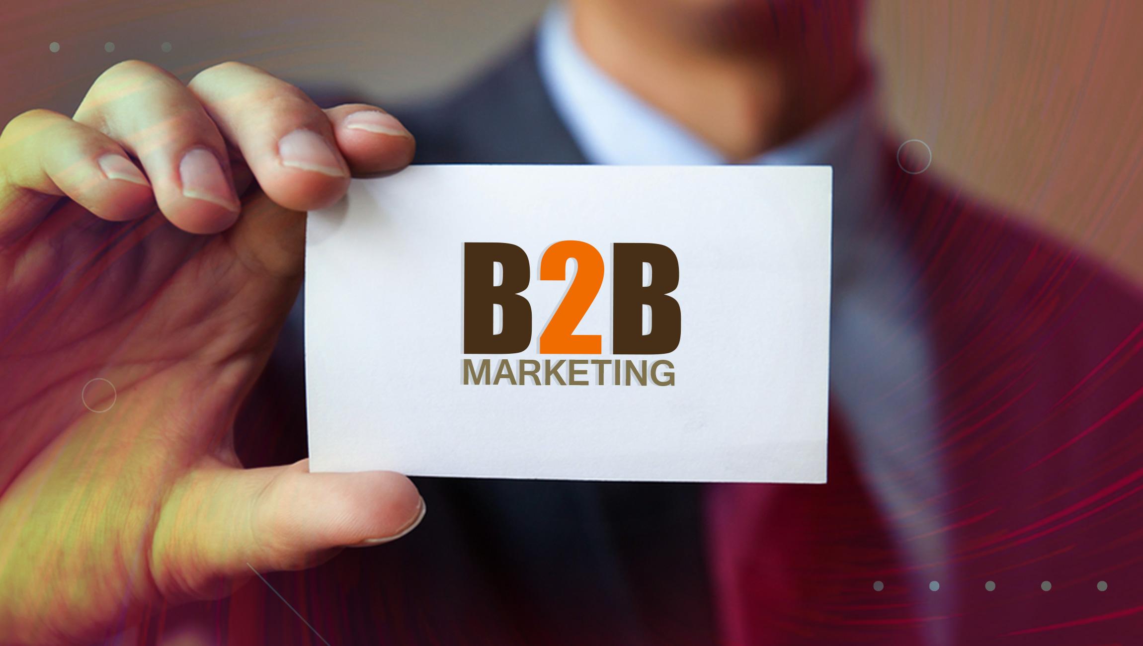 Human Factor - the Weak Link in B2B Marketing