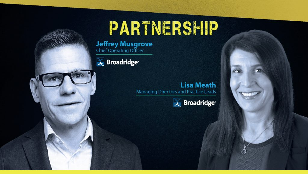 TechBytes with Jeff Musgrove and Lisa Meath Managing Directors and Practice Leads at Broadridge