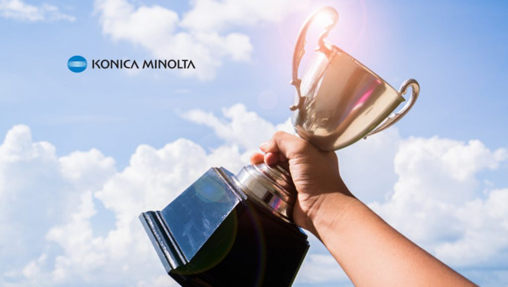 Konica Minolta's DocPoint Solutions Receives Business Excellence Award