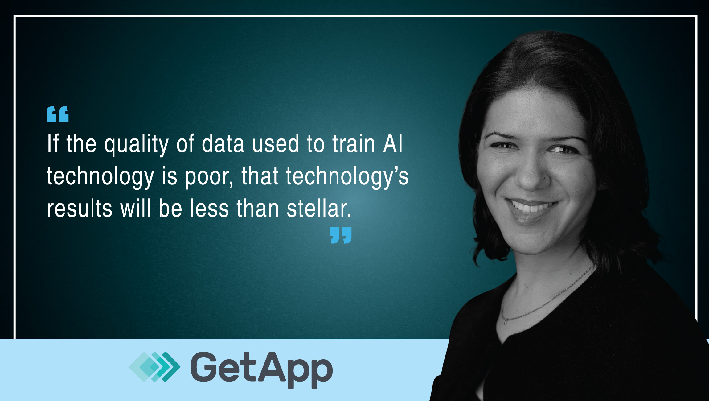 TechBytes with Lauren Maffeo, Associate Principal Analyst at GetApp