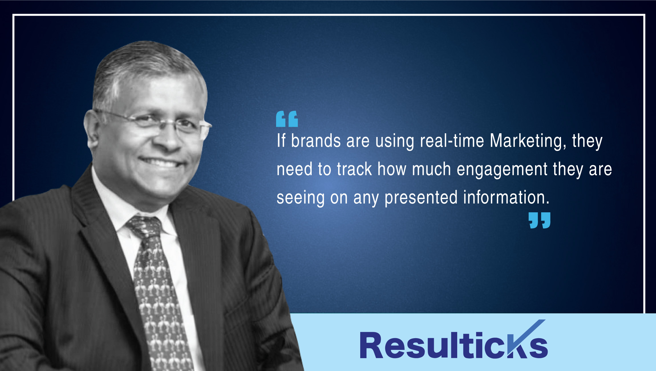 TechBytes with Mani Gopalaratnam, CTO at Resulticks