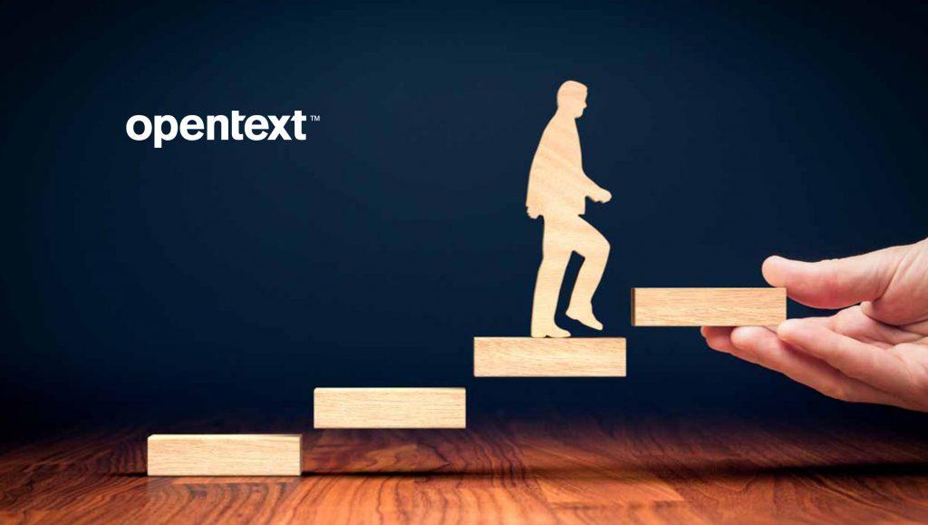 OpenText Named a Leader in ECM Content Platforms