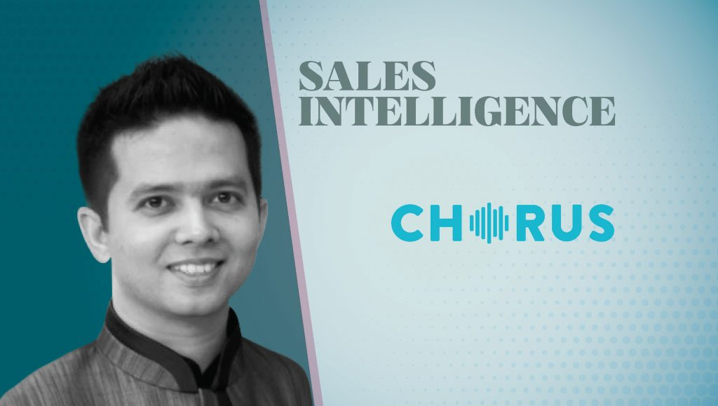 TechBytes with Parth Mukherjee, Head Of Product Marketing at Chorus.ai