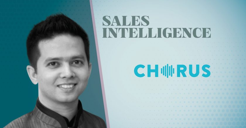 TechBytes with Parth Mukherjee, Head Of Product Marketing at Chorus.ai