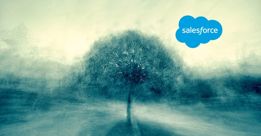 Salesforce Picks Amazon to Deliver Enterprise CRM Across Mainland China