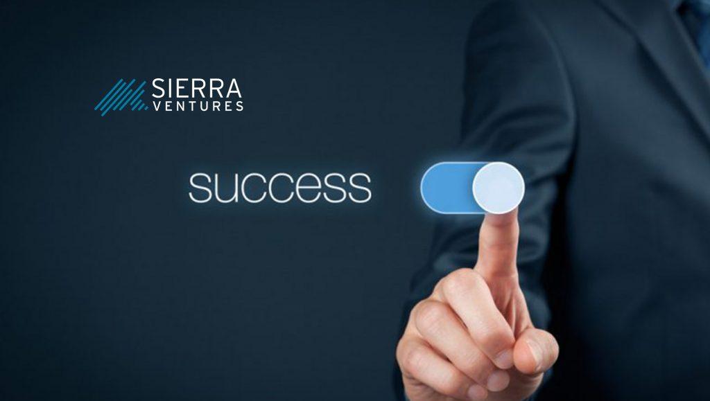 Sierra Ventures Raises $215 Million for 12th Fund